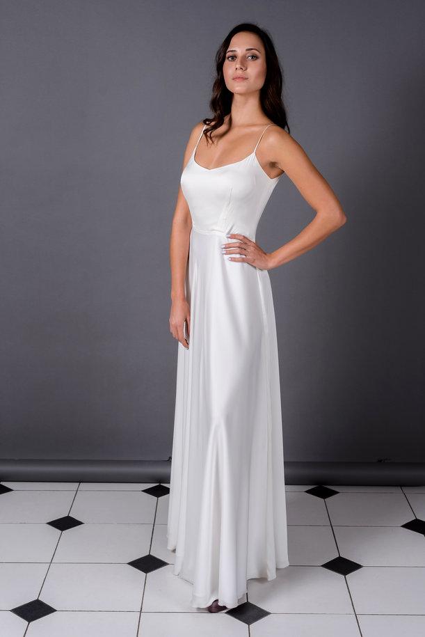 c7e5c71db163e3f Двойное свадебное платье трансформер. Платье невесты сорочка